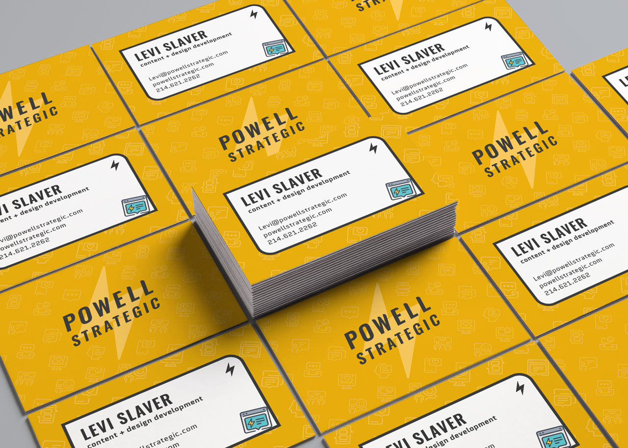PS Business Cards